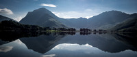 Lake Buttermere Reflections