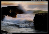 North Bombo Beach - Sunrise - I