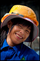 Contsruction Worker in Saigon